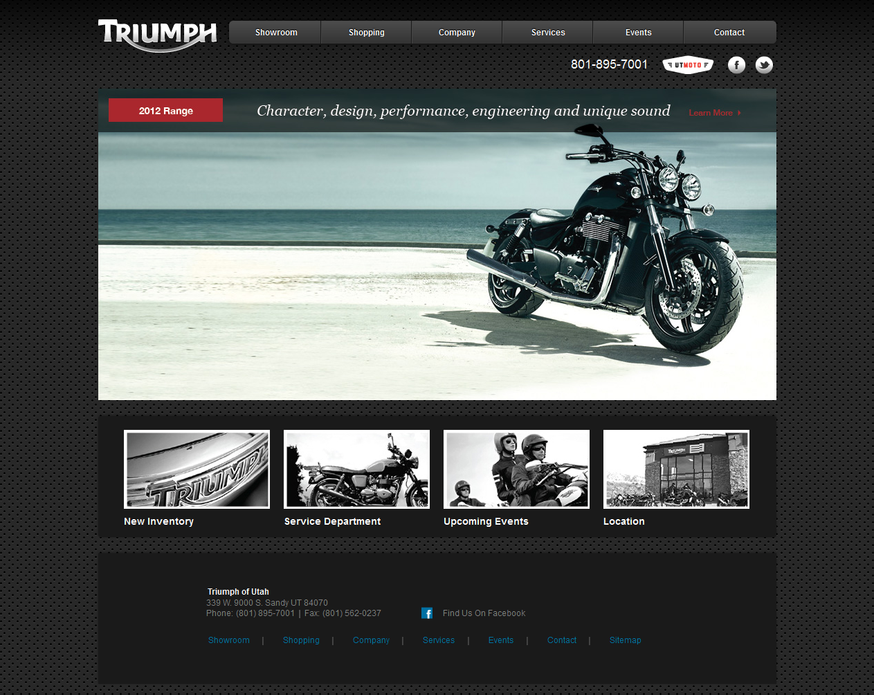 www.triumphofutah.com